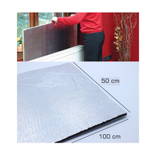 MASTERCARE 8MM High reflective Insulation Aluminum Foil XPE Heat Insulation Material/Thermal insulation 50cmX100cm