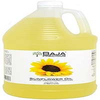 Crude Sunflower Oil for Cooking Food