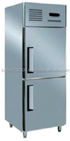 Vertical Stainless Steel Freezer(0.8LG2)