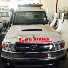 Land Cruiser Hardtop 4wd Ambulance