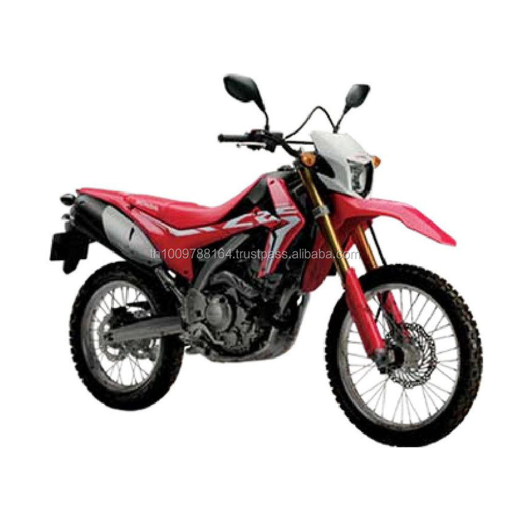 2017 CRF 250L Dirt Bike off road Hondx 250cc Motorcycle Red Colour