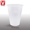 Disposable PP 16 oz 480ml PP Clear Plastic Cup