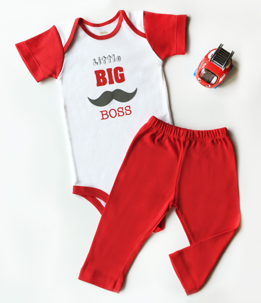Wholesale Newborn Infant Baby Clothing Romper Bodysuit Pant Sets