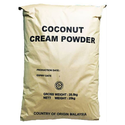 Malaysia Made Best Price Fruit Extract 100 % Pure Coconut Cream Powder/ Coconut Powder
