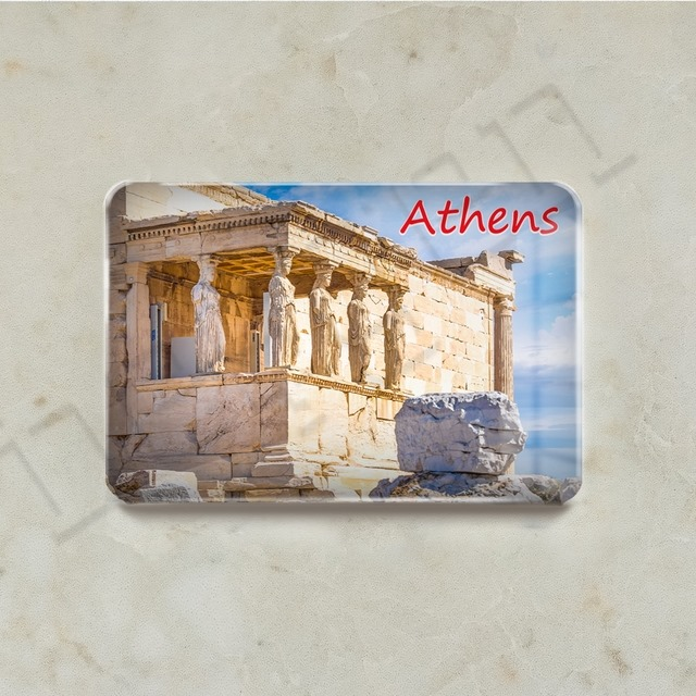 Fridge Magnet - Greece Athens Series - M01GREATH-06