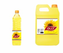 OLLY Refined Sunflower Cooking Oil