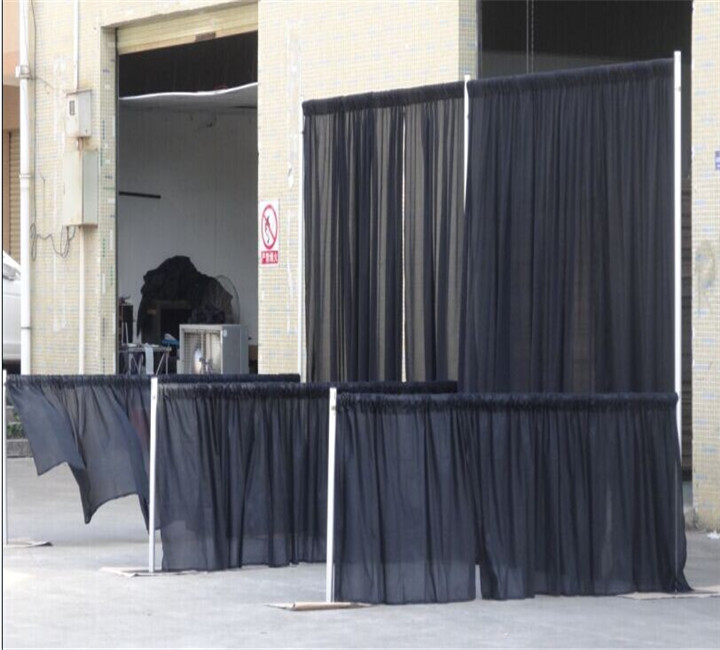 Single Photo booth system,standard exhibition booth 10*10 stand for tradeshow
