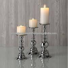 Sets Of Candle Stands, Home Decoration candle Stand-Simple & Beautiful/Church Candle Stands/Brass Candle Stand