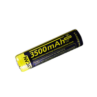 LYCAN 18650 3500mAh Li-ion Rechargeable Battery High Quality