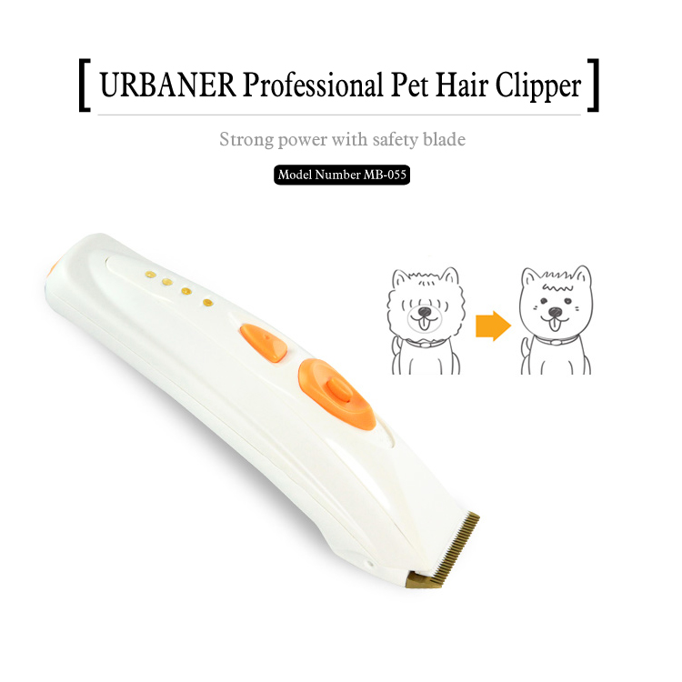 MB-055 Electric Dog And Animal Pet Hair Clipper