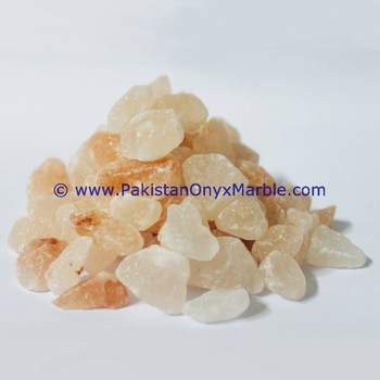 NATURAL BATH SALT HIMALAYAN ROCK CRYSTAL SALT PINK CHUNKS