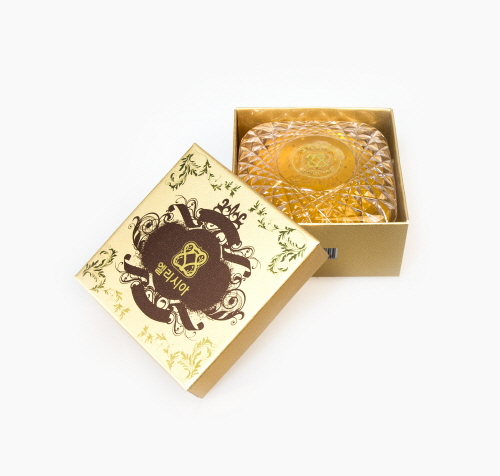 New Arrival in market ELISIA Gold Beauty Soap for glowing skin
