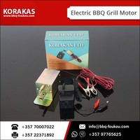 BBQ Grill Rotisserie DC Motor with Easy Installation Steps