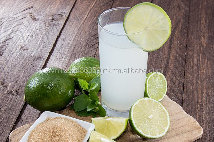 frozen lime/lemon juice