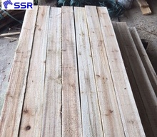 Cedar Solid Wood Boards/Finger Jointed Panels/Edge Glued Panels for Furniture, Shingle, Boat Building