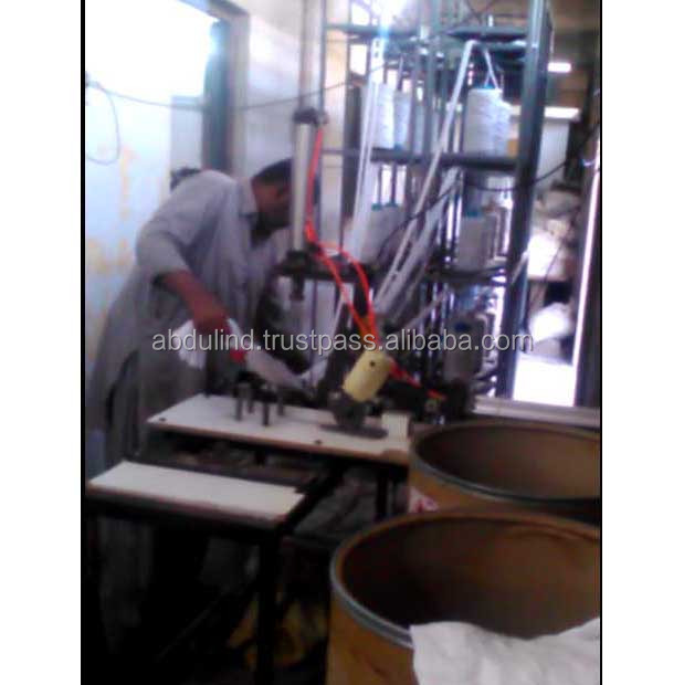 MOP MAKING MACHINE for Plastic socket mops producing (High production Semi Automatic Mop Machine)