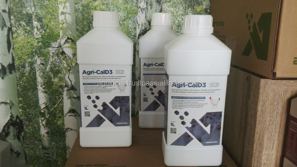 Nutritional Feed Supplement Agri-CalD3
