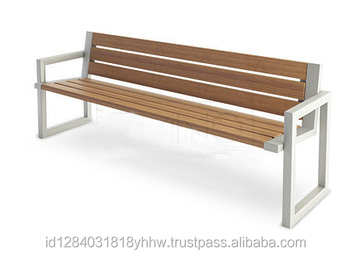 teak stainless steel patio benches furniture