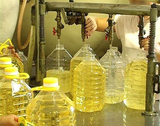 High quality refined sunflower oil price from china