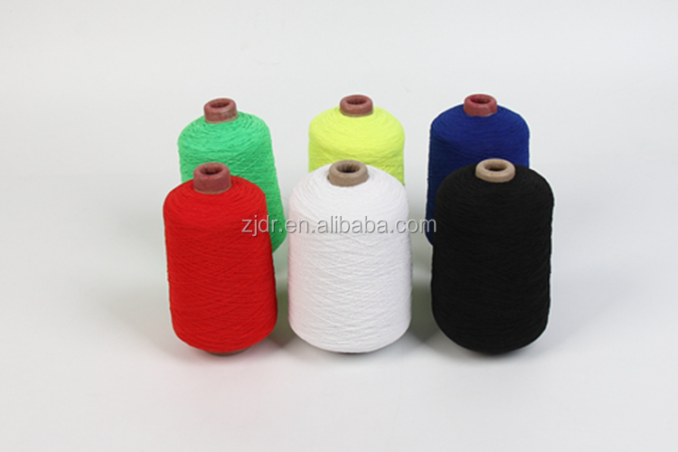 90/75/75 High elastic rubber covered yarn with polyester for socks knitting