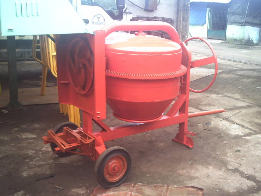 CT500 Concrete Mixer