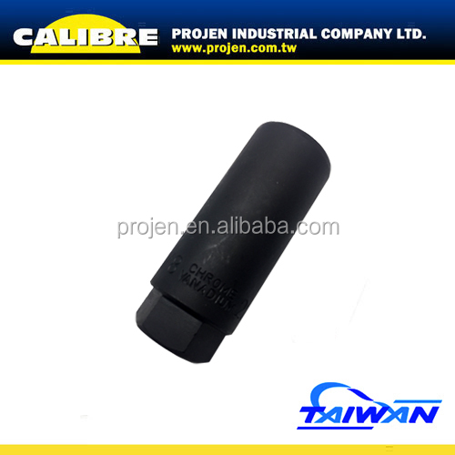 "CALIBRE 3/8"" Dr. 22mm Oxygen Sensor Socket Oxygen Sensor Vacuum Switch Socket"