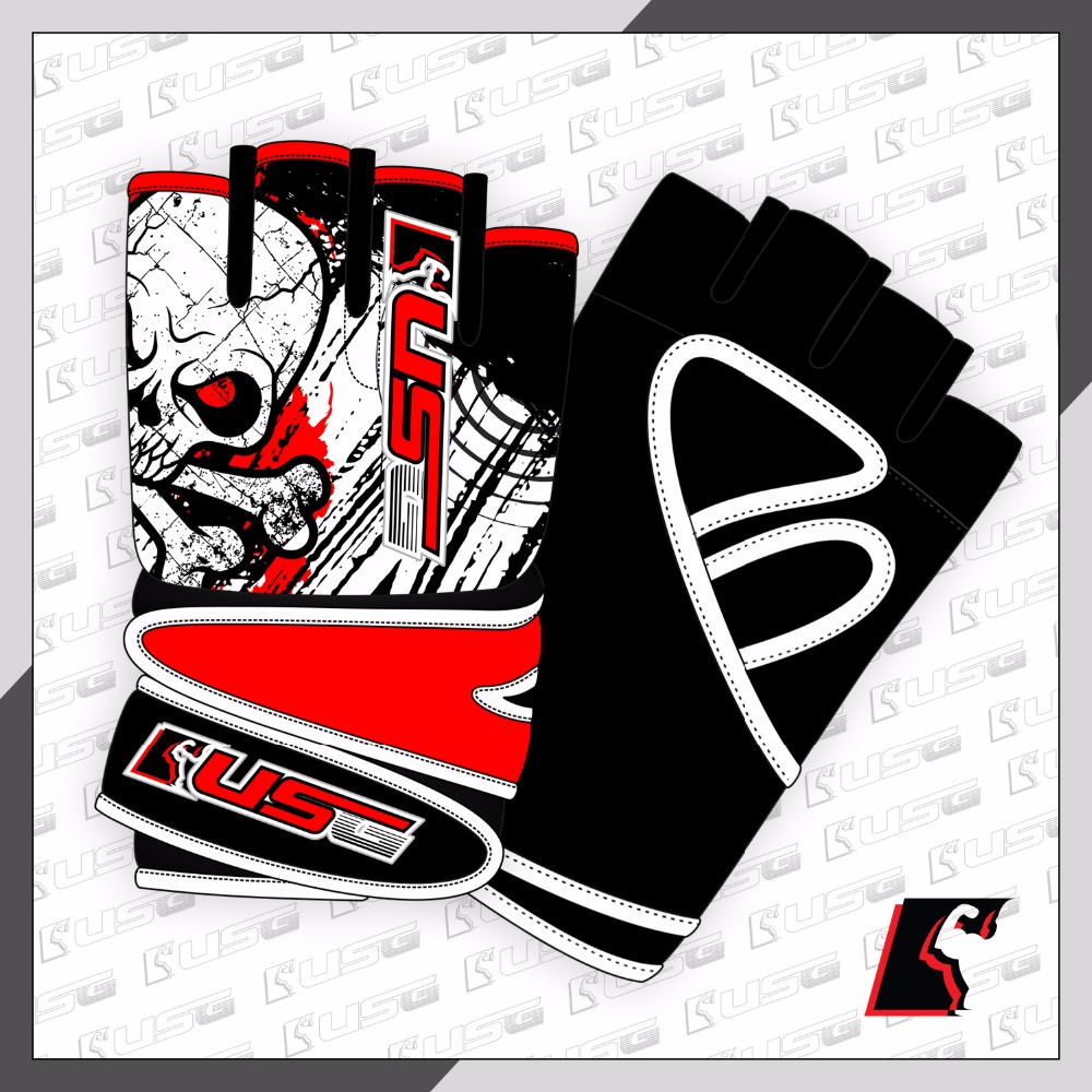 MMA Grappling Gloves Fighting Boxing Gloves