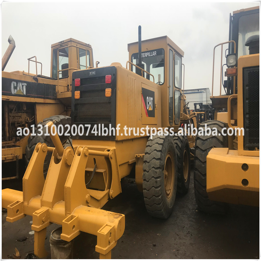 Used Motor Graders CAT 140H /Used Caterpilar 140H and CAT 140H /Second hand Caterpillar 140H Motor Grader
