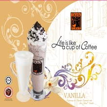 Wholesale Best Selling Instant Vanilla Flavor Powder Drink from Malaysia