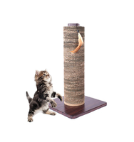 corrugated board Cat Tree Scratching Post