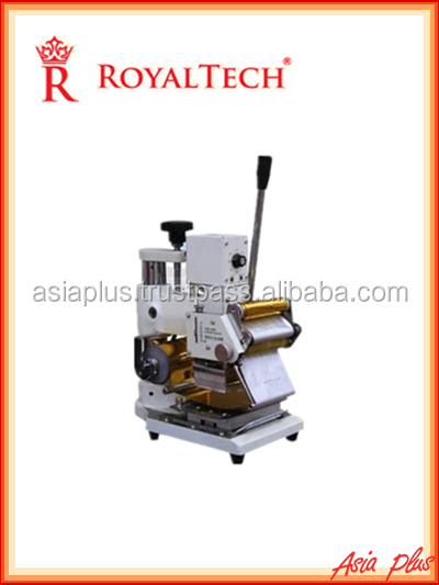 ROYALTECH ID Card Hot Stamping Machine - RTIDHS