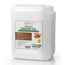 Pure Moroccan Argan Oil for Hair