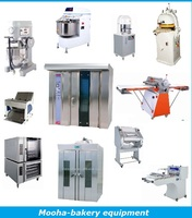 commercial bread making equipment , bakery equipment(supply whole bakery line )