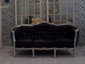 Furniture Classic 3 Seater Sofa French Style