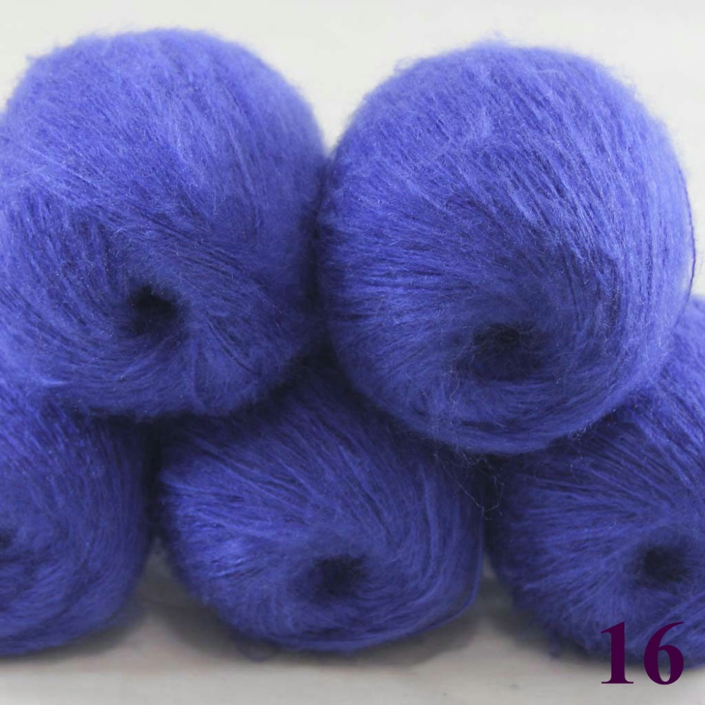 KIDS MOHAIR YARN