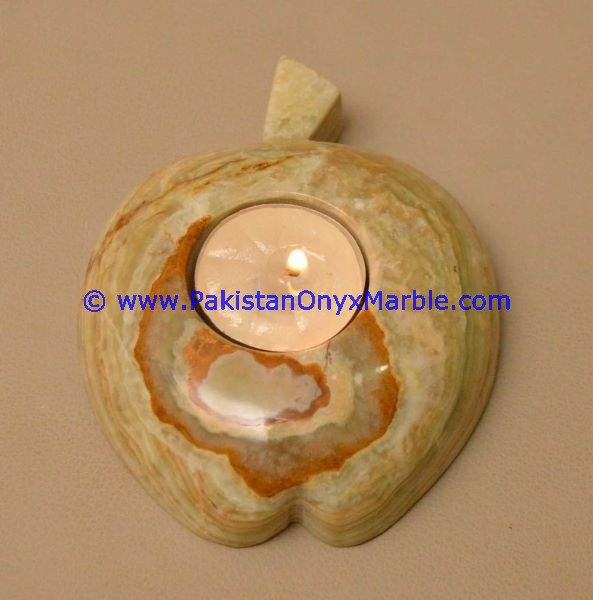Onyx candle holders stand onyx marble Decorative Marble onyx Stone candle holders stand Manufacturer and supplier of marble