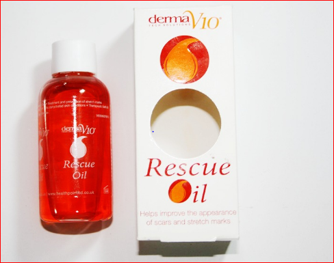 12 X Derma V10 Tech Solutions Rescue Oil 40ml