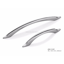 Latest design stainless steel casting entrance main doors lever handle CH-1122