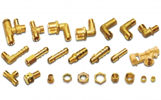 mod. 93, 94, 95 forged Brass and Zamak Valves Accessories