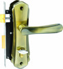 Alloy Door Lock Series (lock box 04178 - 04500)