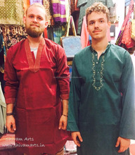 Bahubali Men Kurta