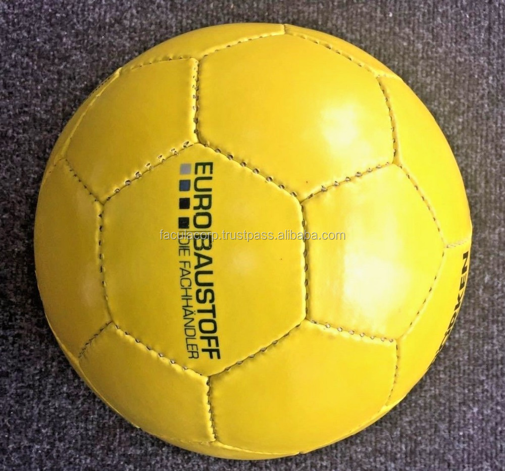 Leather Football HANDMADE Soccer Balls 32 panel