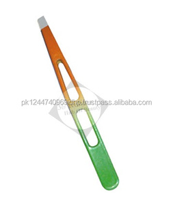 Promotional colorful shade tweezers
