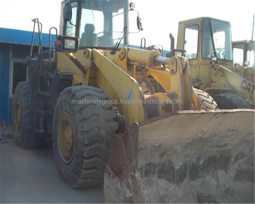ORIGINAL Used Komatsu WA420 Wheel loader for sale