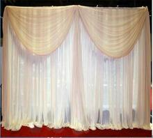 Wedding Decoration Pipe and Drapes Backdrop Stand