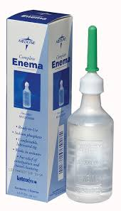 ENEMA 250ml bottle ready to use solution