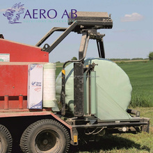 Bale wrapping film Pro Wrap Ultra 750mm/20mic/1900m MADE IN UE SILAGE FILM FOR BALES TOP QUALITY Silage bale agrostretch