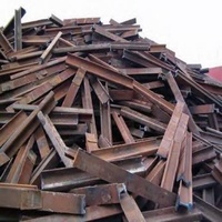 HMS1 & 2 used rails r50 r65 scrap metal
