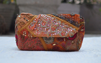 indian embroidery bag indian handicrafts bags handicraft bag designer