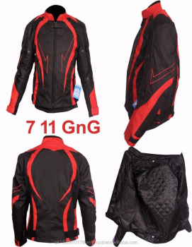 Women Ladies Motorbike Armoured Textile Cordura Waterproof Jacket for All Season